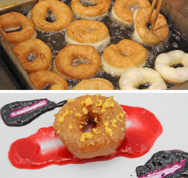 Doughnuts - Stella Culinary Underground Dinner