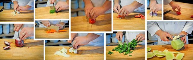 Culinary Knife Skills Audio Podcast