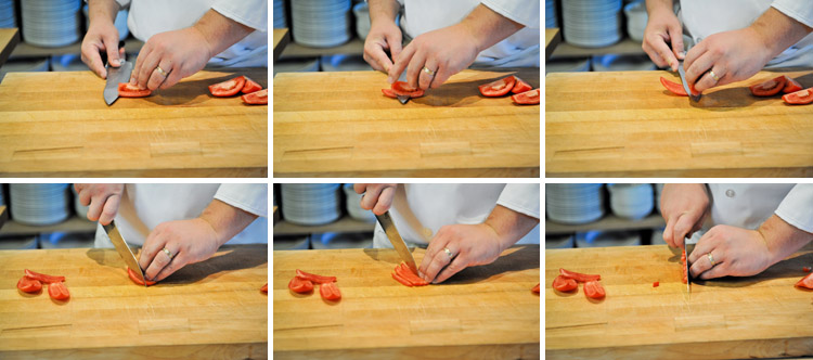how to seed a tomato step two
