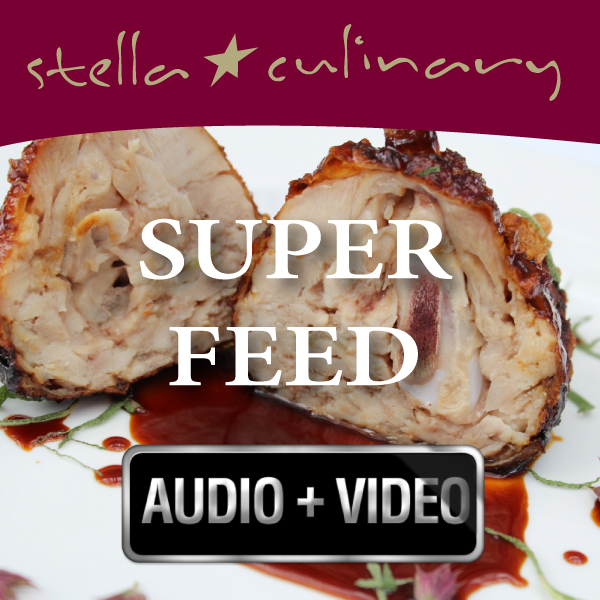 Stella Culinary Super Feed