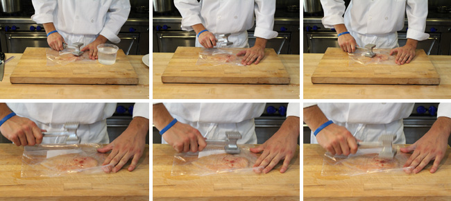 how to make a chicken roulade 2