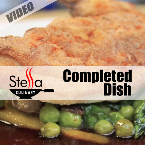 The Completed Dish Video Index - Professional Cooking