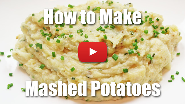 How to Make Mashed Potatoes - Video