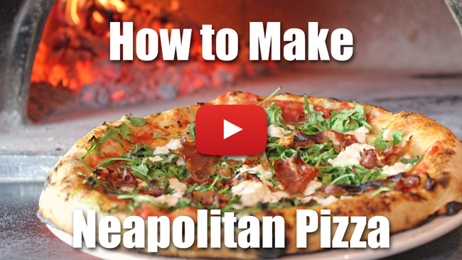 How to Make Neapolitan Pizza