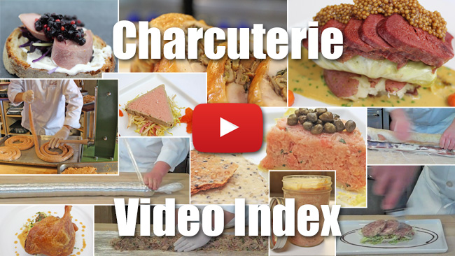 How to Make Charcuterie Video Index