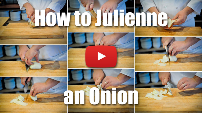 CKS 007| How to Julienne an Onion