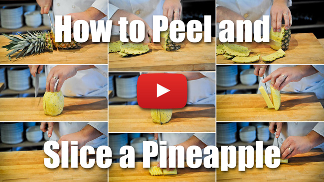 CKS 020| How to Peel and Slice a Pineapple