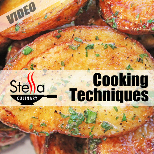 Cooking Techniques Video Index