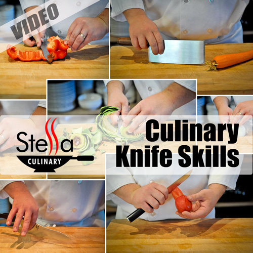 Culinary Knife Skills Video Index