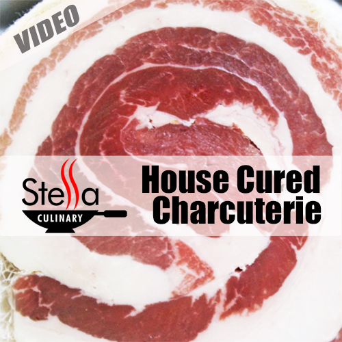 House Cured Charcuterie - Video Index