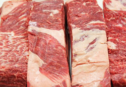 Raw Beef Short Ribs