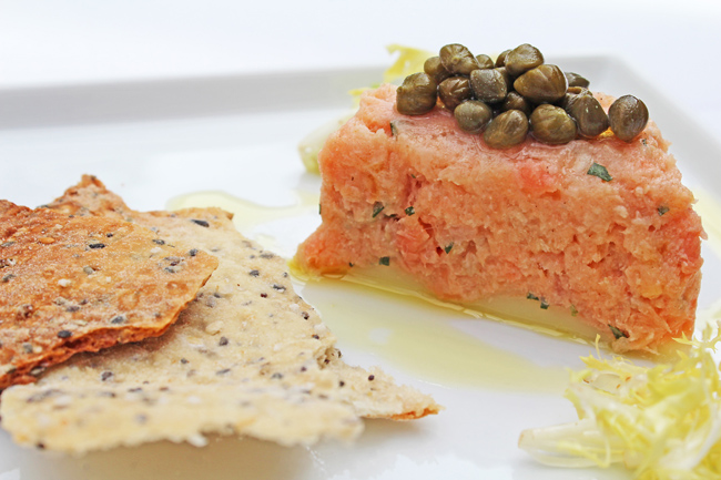 Salmon Rillette Recipe