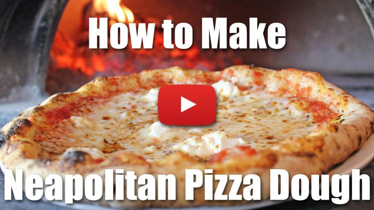 How to Make Neapolitan Pizza Dough