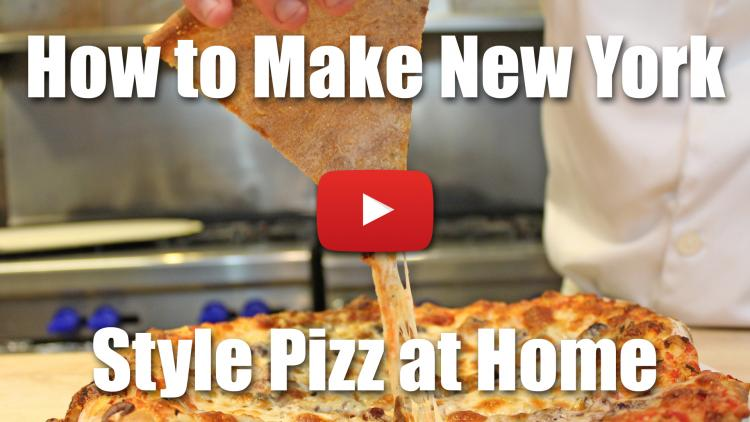 How to Make New York Style Pizza in Your Home Oven