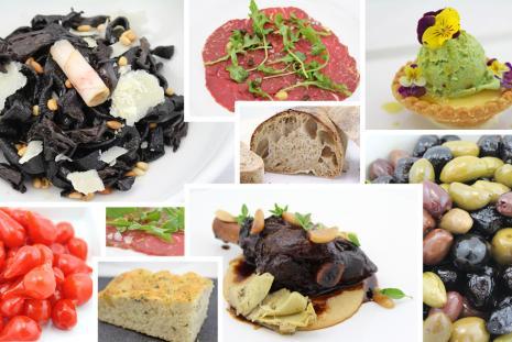 Italian Inspired Multi-Course Tasting Menu