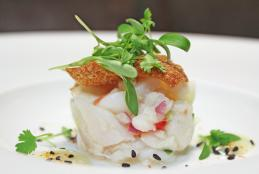 Halibut Ceviche Recipe