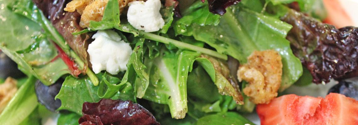 Stella Culinary School Podcast Episode 14 | Salad Greens and Dressings