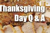 SCS 026| Thanksgiving Day Q&A