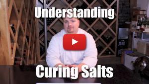 Understanding Curing Salt - Sodium Nitrite, Nitrate, Pink Salt #1 #2