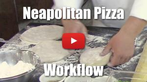 Neapolitan Pizza Workflow