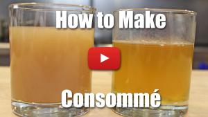How to Make Concomme - Video